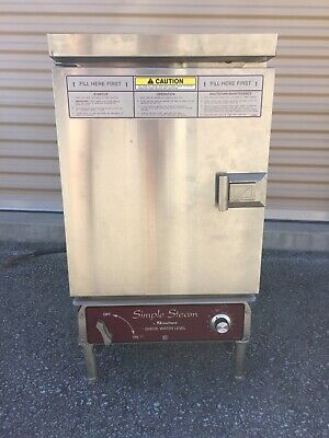 Simple Steam By Southbend Ez5 Electric Countertop Commercial Grade Steamer Oven