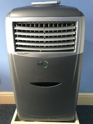 Airforce BQMOB10DR Portable Vented Air Conditioner +remote control - 10,000 BTU