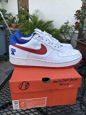 Limited Edition Nike Air Force 1 AF1 Philly Sneaker (11.5) 306353 165 Nike Air Limited Edition