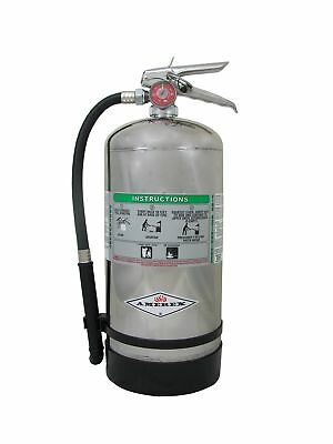 Amerex B260 6 Liter Wet Chemical Class A K Fire Extinguisher Ideal For Ki...
