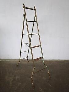 C37077 Metal 2m Industrial Ladder Mount Barker Mount Barker Area Preview