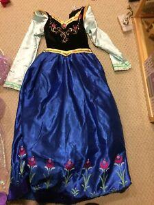 Anna Halloween costume and fairy costume