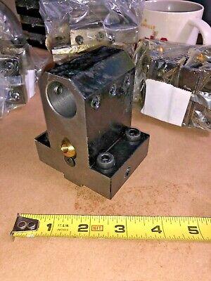 Tool Holder Block For Nakamura Tome Cnc Lathe Turret Tool Holder C22411 Qty 1