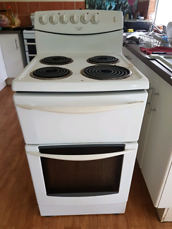 Electrlux Chef upright oven