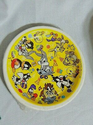 NEW BABY LOONEY TUNES-10- PAPER  DINNER PLATES 9