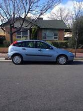 2004 Ford Focus - Near new tyres, registered until May 2017. Clarence Park Unley Area Preview