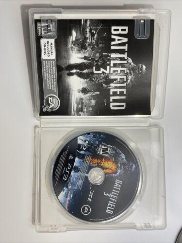 Battlefield 3 Sony PlayStation 3, 2011  - $7.00