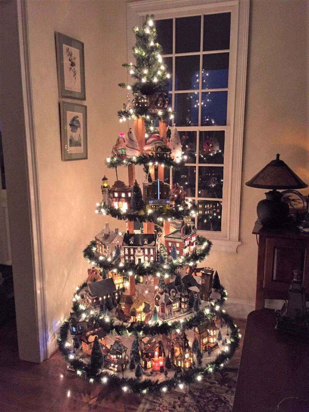 Dept 56 Christmas Tree