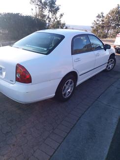 Mitsubishi Magna Auto sports