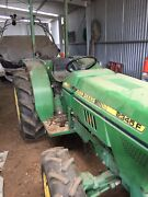 John Deere Tractor Paracombe Adelaide Hills Preview