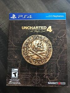 Uncharted 4 Special Edition (unopened)