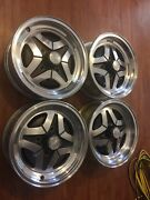 Datsun 240/260z rims/caps Queenstown Port Adelaide Area Preview