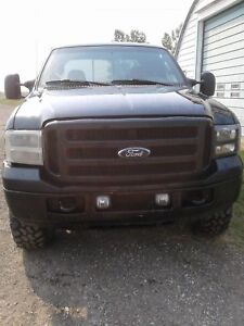 REDUCED - Well Maintained 2007 Ford F-250 Outlaw Pickup Truck