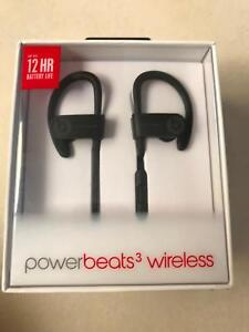 Powerbeats3 Wireless Earphones - *BRAND NEW*, sealed