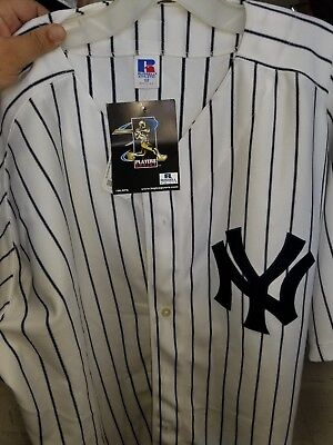 Alex Rodriguez New York Yankees Authentic Home Jersey Size 52  Russell. Authentic Alex Rodriguez Home Jersey