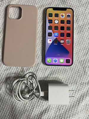 Apple iPhone 12 - 64GB - White (Unlocked) Apple warranty T-Mobile AT&T 9.2/10
