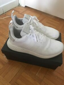 Adidas NMD R2 all white