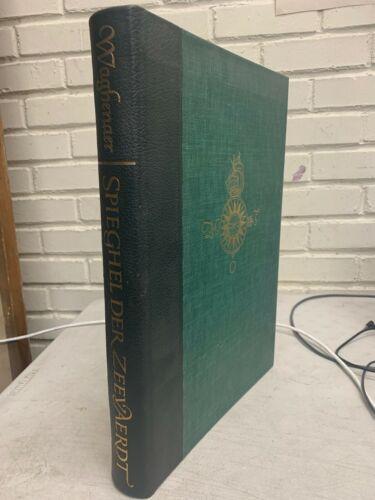 Spieghel Der Zeevaerdt Waghenaer Atlas Map high quality reproduction folio