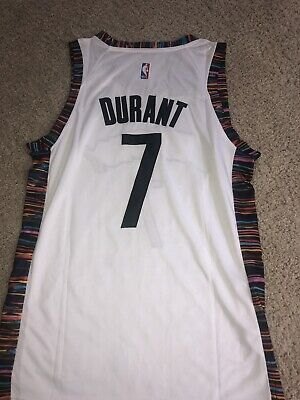 Kevin Durant Brooklyn Nets Jersey S (44)