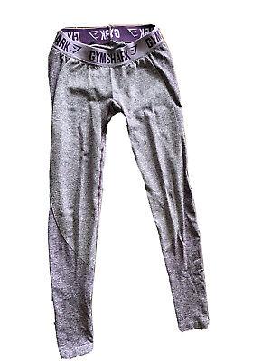 Gymshark Purple Flex Leggings - Size: Medium