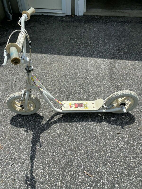 1987 GT Zoot Scoot Scooter Vintage in All Original State - Used