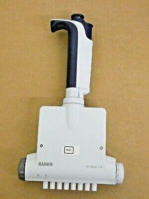Rainin Pipet-lite Adjustable Spacer La8-300xls 8 Channel 20-300 Ul