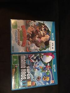 Wii u games $25 each Liverpool Liverpool Area Preview