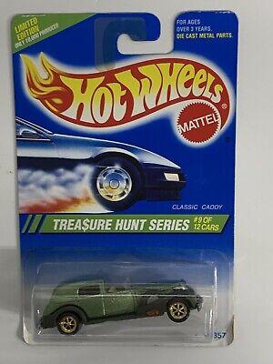 1995~SUPER HUNT~ #9/12~CLASSIC CADDY-HOT WHEELS-TREASURE HUNT-VHTF~RARE~ T