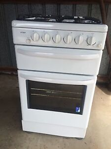 Westinghouse Chef gas stovetop and oven - basically brand new Torrensville West Torrens Area Preview