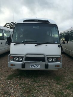 Toyota Coaster  Diggers Rest Melton Area Preview