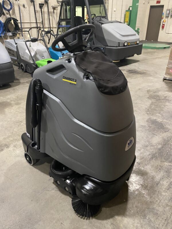 Karcher Chariot 2 iVac 24 ATV Stand On Vacuum with AGM Batteries
