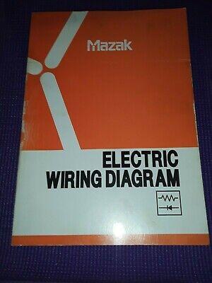 Mazak Electric Wiring Diagram Quick Turn Nexus 100mms 200250mmsmymsy