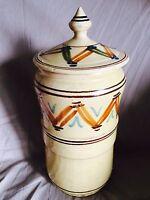 Antico Vaso Orcio Ceramica Italia Meridionale Puglia Laterza Originale Sec Xix -  - ebay.it