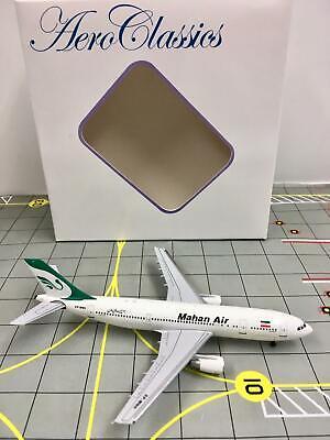 AeroClassics 1:400 Mahan Air Airbus A300-600 -