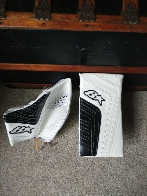 Brians Optik Pro Blocker and Glove White and Black