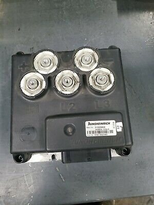 Used Working Jungheinrich Controller 51225602