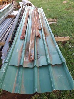 Trim deck roofing iron  Ridgley Burnie Area Preview