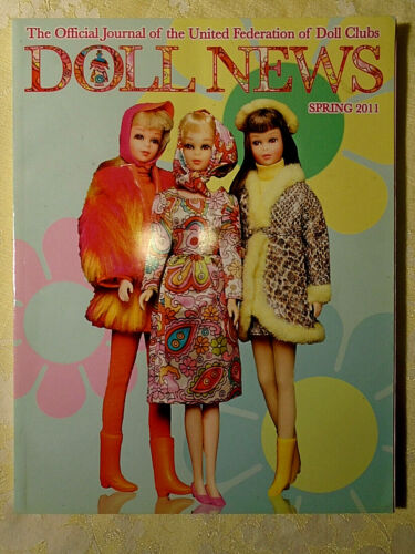 Magazine DOLL NEWS Barbie and Ken Articles 199 total pages