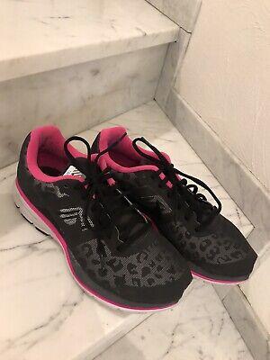 Nike Pegasus 30 H20 Repel Laufschuhe Damen Leopard Print Black Pink Top Zustand Leopard Print Schuhe