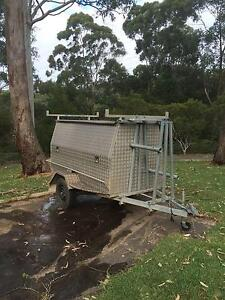 Builders trailer 8x4 Terrigal Gosford Area Preview