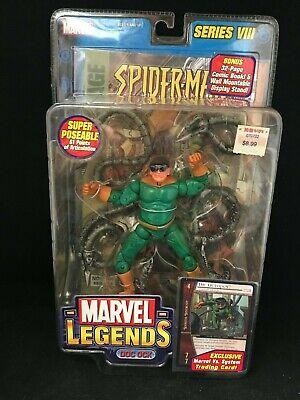 Marvel Legends DR Doctor Octopus Doc Ock Series 8 VIII 2004 ToyBiz MOC