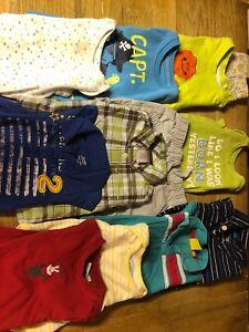 Boys 6 mo clothing lot