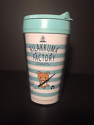 Rilakkuma Factory Thermocup 320ml Mug Cup Tumbler