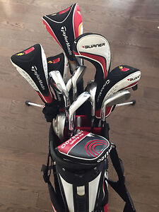 BURNER BY TAYLORMADE GOLF SET
