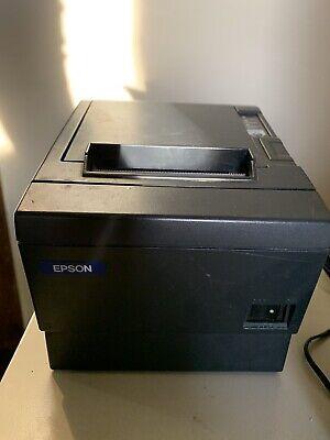 Epson Tm-t88ii Thermal Receipt Printer Model M129c