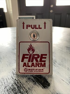 Notifier Bng-1 Fire Alarm Pull Station