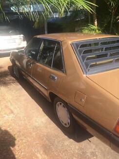 1982 Mitsubishi Sigma Sedan REGISTERED 11/08/18