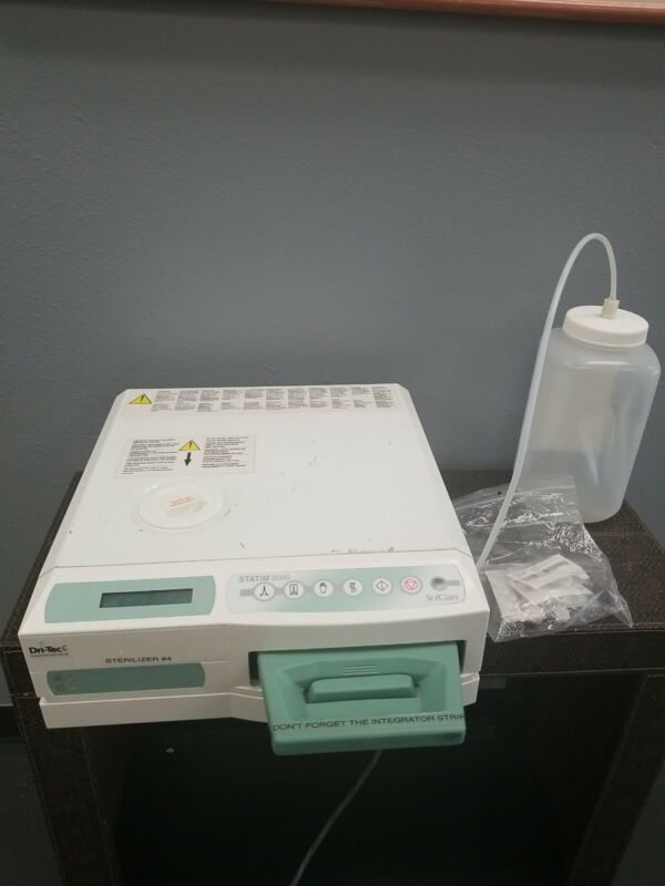 SciCan Statim 2000 Dental Cassette Autoclave Sterilizer Unit System Machine