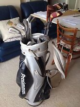 Golf bag and clubs Bayswater Knox Area Preview