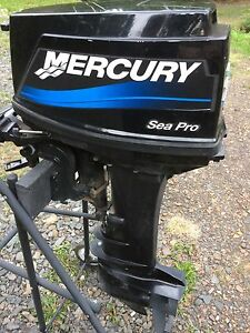 Mercury 25 hp outboard for sale